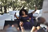 Chaka Khan at Oakland Pride 2010.
