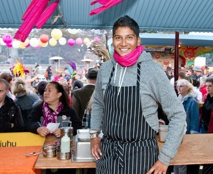 Chef Preeti Mistry