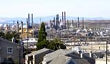 MAYA SUGARMAN/FILE PHOTO - Chevron is reasserting its influence in Richmond.