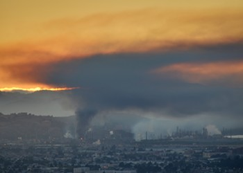 Chevron Management Failures Led to Massive August 2012 Explosion in Richmond
