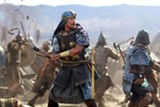 Christian Bale breaks a few commandments as Moses in Exodus: Gods and Kings.