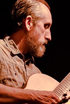 Chuck Johnson: Electronic Musician Hones the American Primitive Guitar Tradition