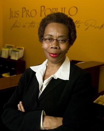 City Attorney Barbara Parker