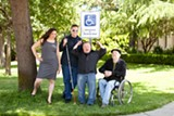 ARTE BELLA PORTRAITS - Comedians With Disabilities Act.