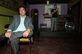 JOSEPH SCHELL - Comedy impresario Mike Spiegelman.
