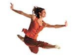 SUSAN VOGEL - Company C dancer Laura Rutledge.
