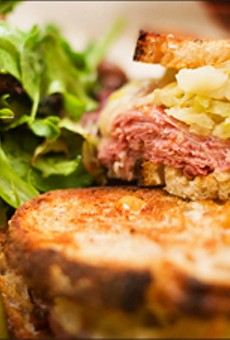 'Cruelty-Free' Sandwiches at Stag's Lunchette