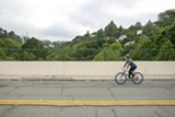 BERT JOHNSON - Cyclists can escape the busy streets of Oakland with a ride to Dimond Canyon Park.