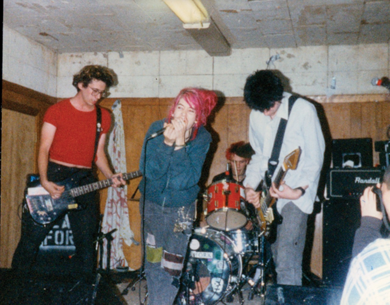 preteen hardcore Black Fork, the 1990s hardcore band and churlish conscience of the East Bay punk scene reunites after twenty years.
