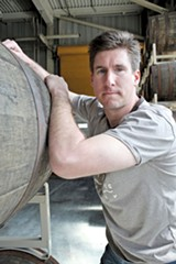 HALI MCGRATH - Dan Del Grande of Bison Brewing Company believe the rules are poorly written.