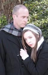 Dana Jepsen and Maggy Mason star in Future Me.