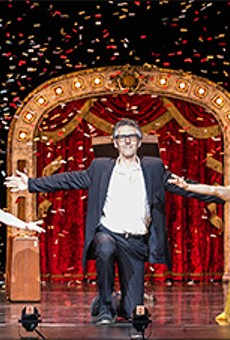 Dancing with Ira Glass