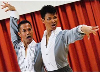Dancing With the Gays at the April Follies Same-Sex Dancesport Classic