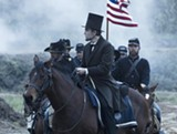 Daniel Day-Lewis delivers a compelling performance as Abraham Lincoln in Lincoln.