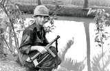Daniel Ellsberg in Vietnam.