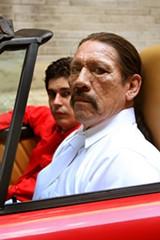 Danny Trejo in Modus Operandi.