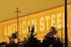 Das Mann says that American Steel is the Bay Area's biggest facility for artists.