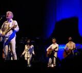 MARK SHERMAN - David Byrne and his band.