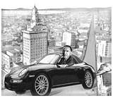 CRAIG LAROTONDA/REVELATION STUDIOS - De La Fuente finally got - his ride.