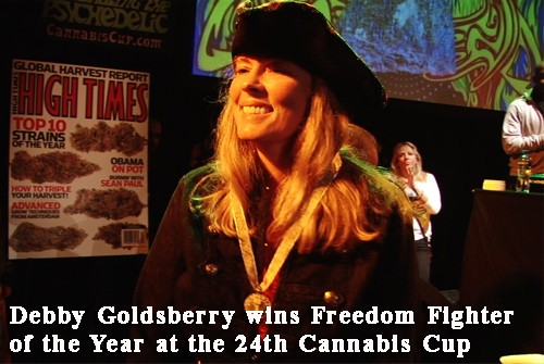 Debby Goldsberry - Drug War Correspondent