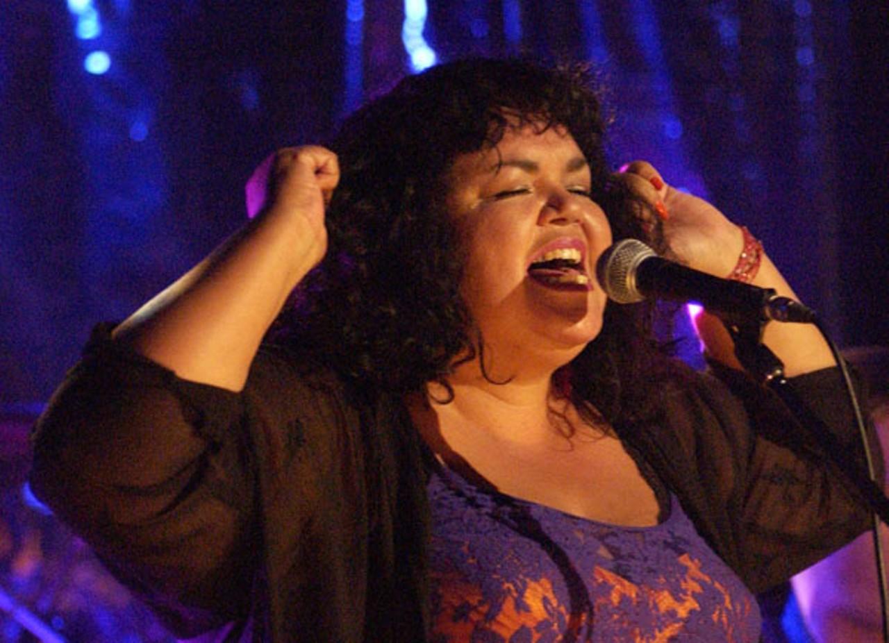 Dawn Richardson Singer 2016