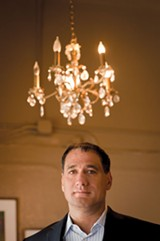 CHRIS DUFFEY - Derrick Rebello's Quantum Energy Solutions & Technologies will be running the program.