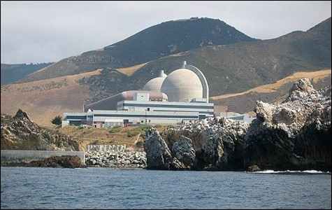 Diablo Canyon Nuclear Power Plant.