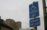 JOAQUIN PALOMINO - Disabled parking fraud costs the City of Oakland an estimated $150,000 in lost revenue.