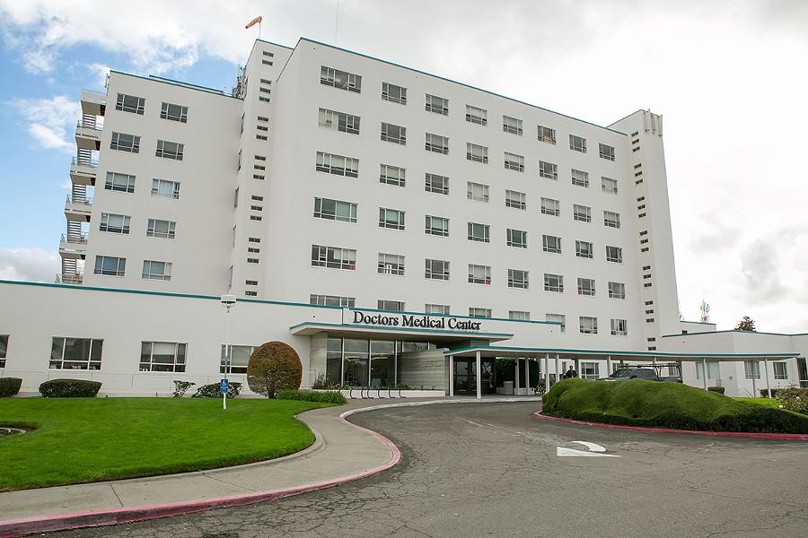 Doctors Medical Center. - BERT JOHNSON / FILE PHOTO