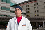BERT JOHNSON - Dr. Roger Proctor was fired after he spoke out about unsafe care.