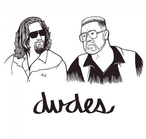 Dudes graphic by Jeremy Fish