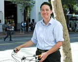 "ROSE MILLER - East Bay Bicycle Coalition's Renee Rivera will discuss ""bikeonomics."""