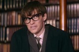 Eddie Redmayne in The Theory of Everything.