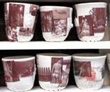 Ehren Tool's untitled cups.
