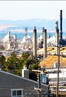 Environmentalists to Battle Chevron Refinery Project
