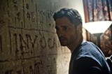 Eric Bana stars in the crime thriller Deliver Us From Evil.
