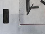 """Eric Bohr's """"Five Sticks."""""""