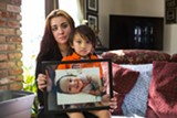 BERT JOHNSON - Ever since her baby Jenevieve died, Andrea Olguin and her family have been wracked with overwhelming grief and helplessness.