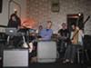 Experimental/Improv Hootenanny & Social Club at Kingman's Ivy Room.