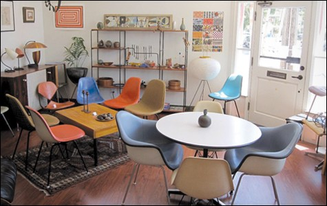 Modern Furniture East Bay feeding the demand for mid-century modern | buy curious | east bay