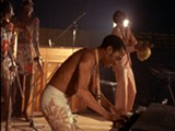 Finding Fela! explores the late Ni­ger­ian singer, musician, and pioneer of the Afrobeat musical style.