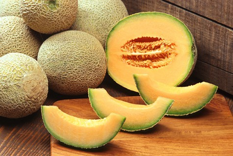 Finding the perfect cantaloupe is easy.