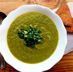 Get green at Liba Falafel (via Facebook).