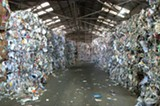 RIN KELLY - For a while, the demand for recycled materials simply disappeared.