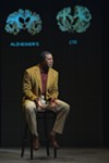 Former 49er Dwight Hicks has football on the brain.
