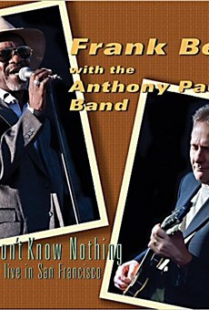 Frank Bey with The Anthony Paule Band