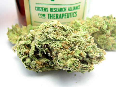 Berkeley City Council may update its medical marijuana rules tonight. Above, boutique medicine from Berkeley delivery service C.R.A.F.T. - DAVID DOWNS