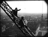 French spy yarn The Mystery of the Eiffel Tower features daring real-life stunts, with no CGI