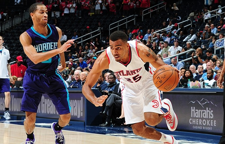 Thabo Sefolosha of the Atlanta Hawks.