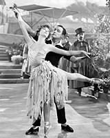 Gene Kelly and Leslie Caron ballet for 17 minutes in An American in Paris